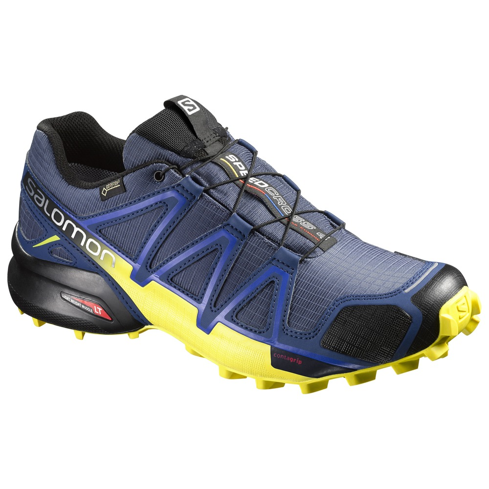 reputable site 8925b a66e3 Trailschuhe für den Winter: Salomon SPEEDCROSS 4 GTX® und ...