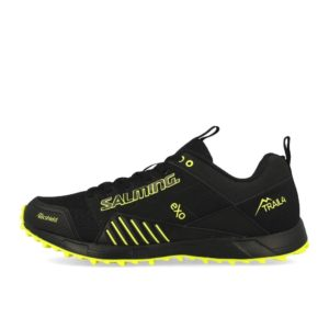 Salming Trail T4 Shoe Men Black Yellow
