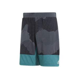 4KRFT Tech Camo Graphic 8in Shorts